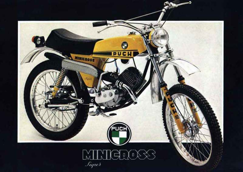 Puch minicross photo - 3
