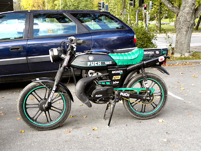 Puch montana photo - 3