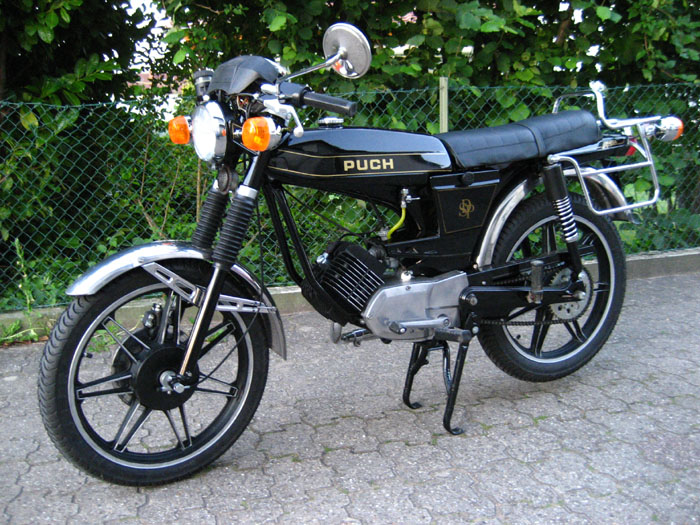 Puch monza photo - 1
