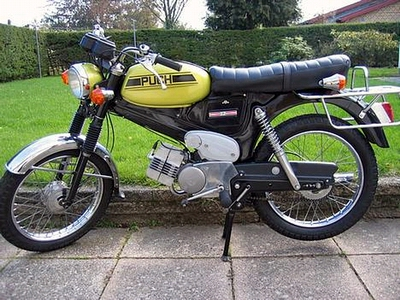 Puch monza photo - 2