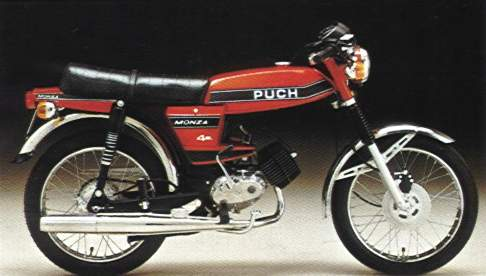 Puch monza photo - 4