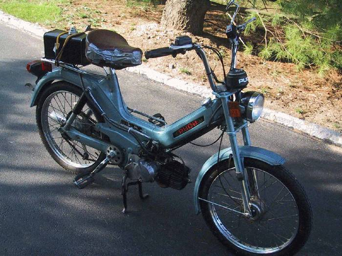Puch newport photo - 1
