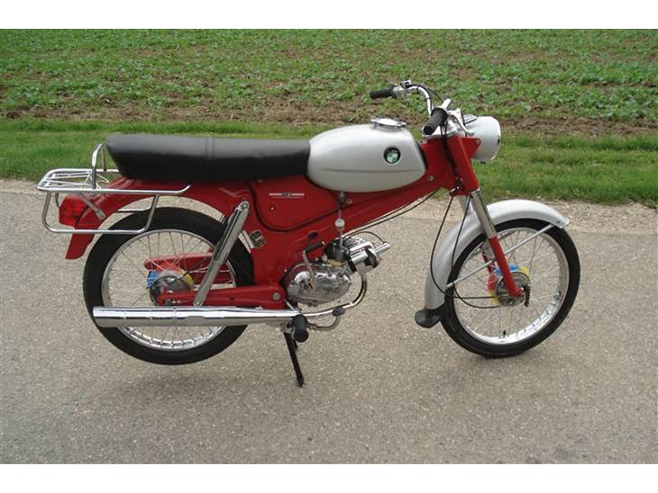 Puch vz50 photo - 2