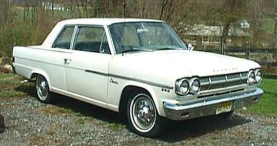 Rambler custom photo - 4