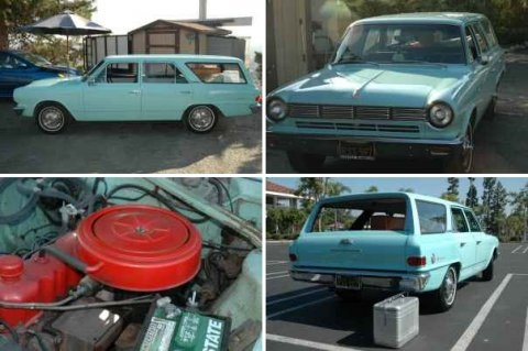 Rambler wagon photo - 1
