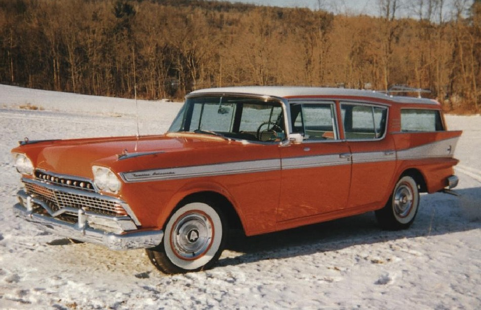 Rambler wagon photo - 2