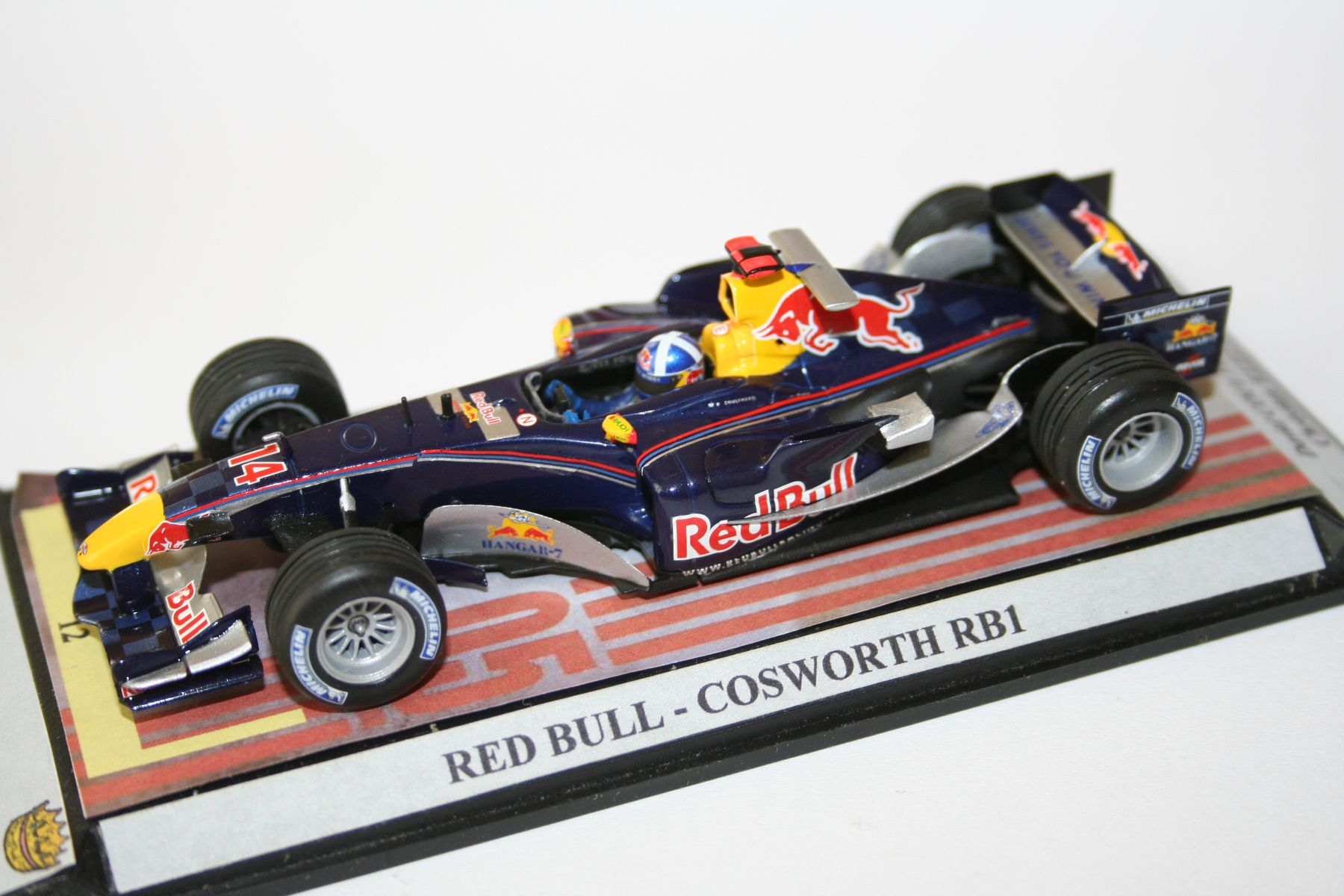 Red bull rb1 photo - 2