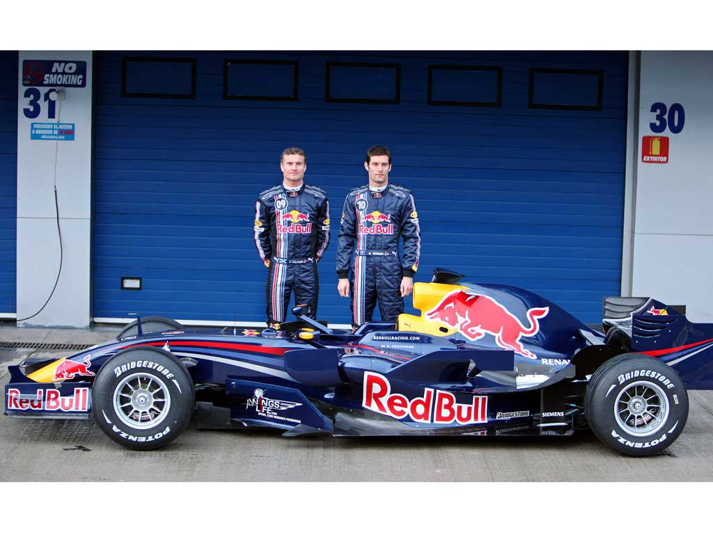 Red bull rb1 photo - 3