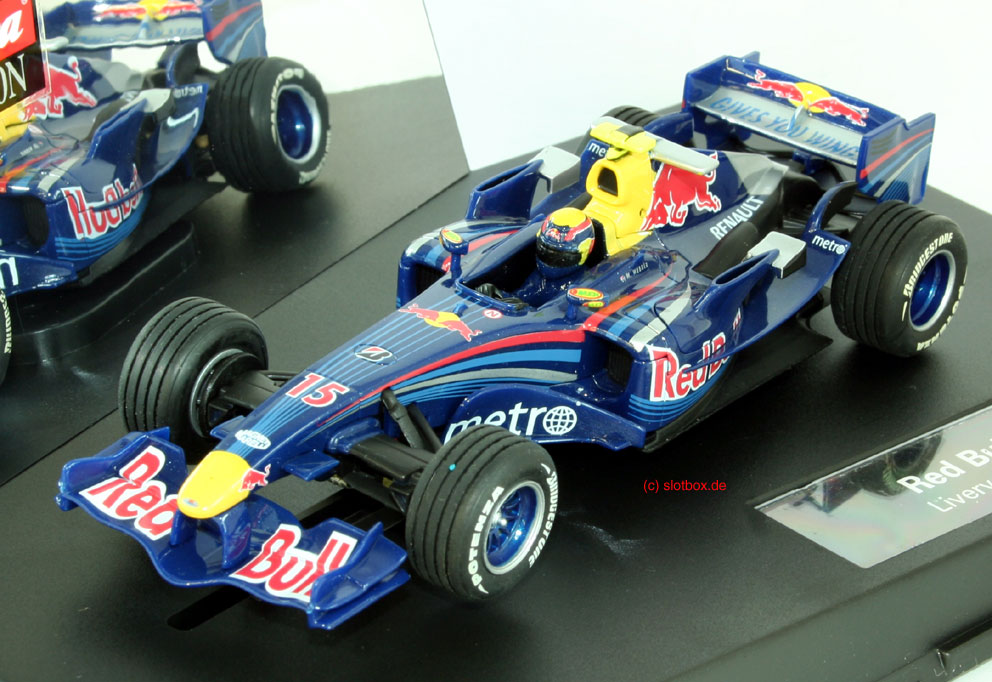 Red bull rb1 photo - 4