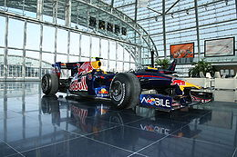 Red bull rb5 photo - 1