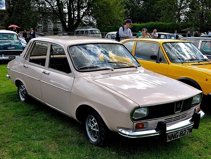 Renault 12ts photo - 1