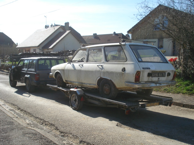 Renault 12ts photo - 4