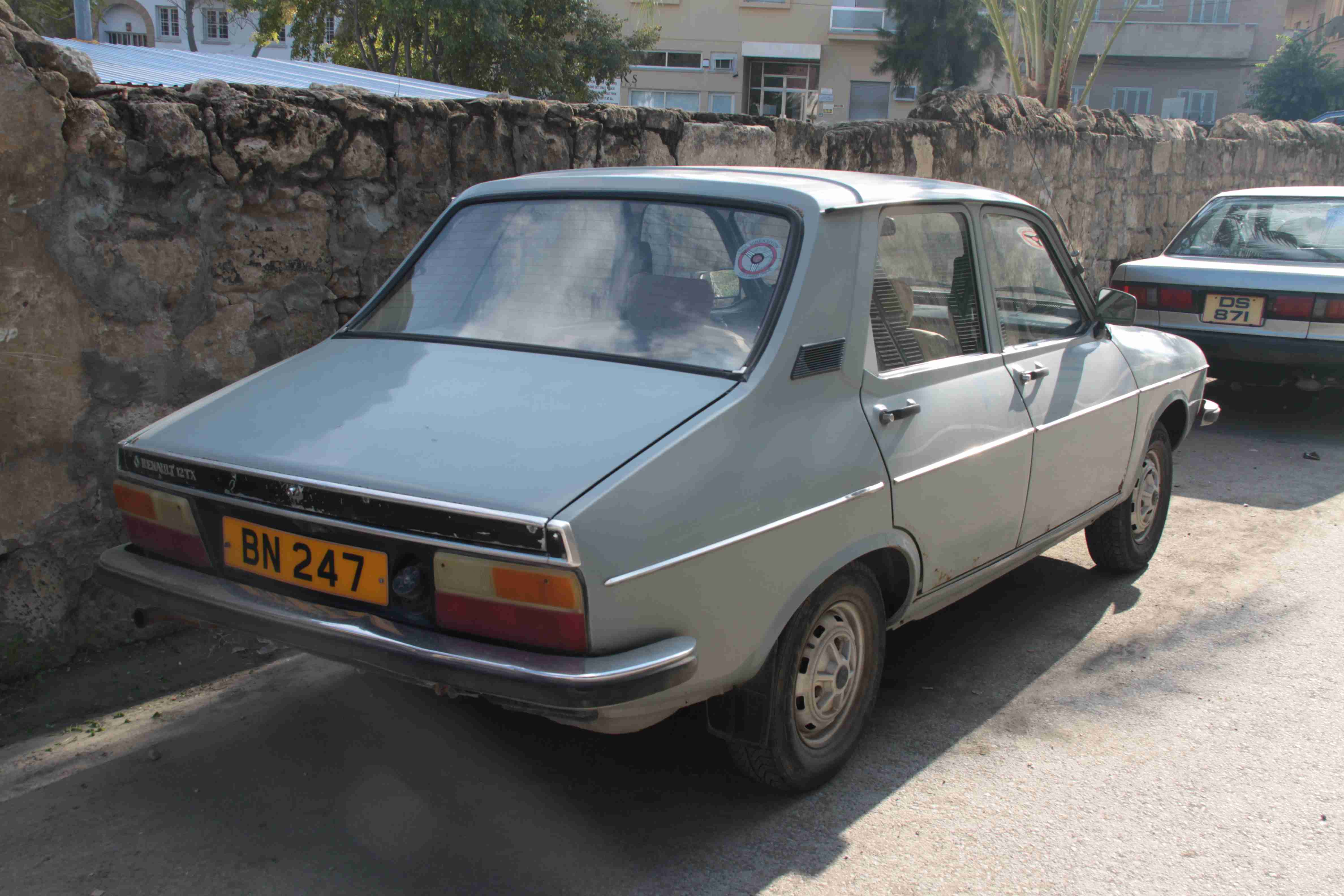 Renault 12tx photo - 1