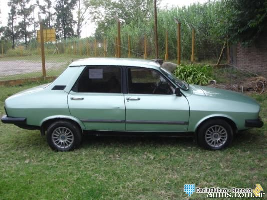 Renault 12tx photo - 4