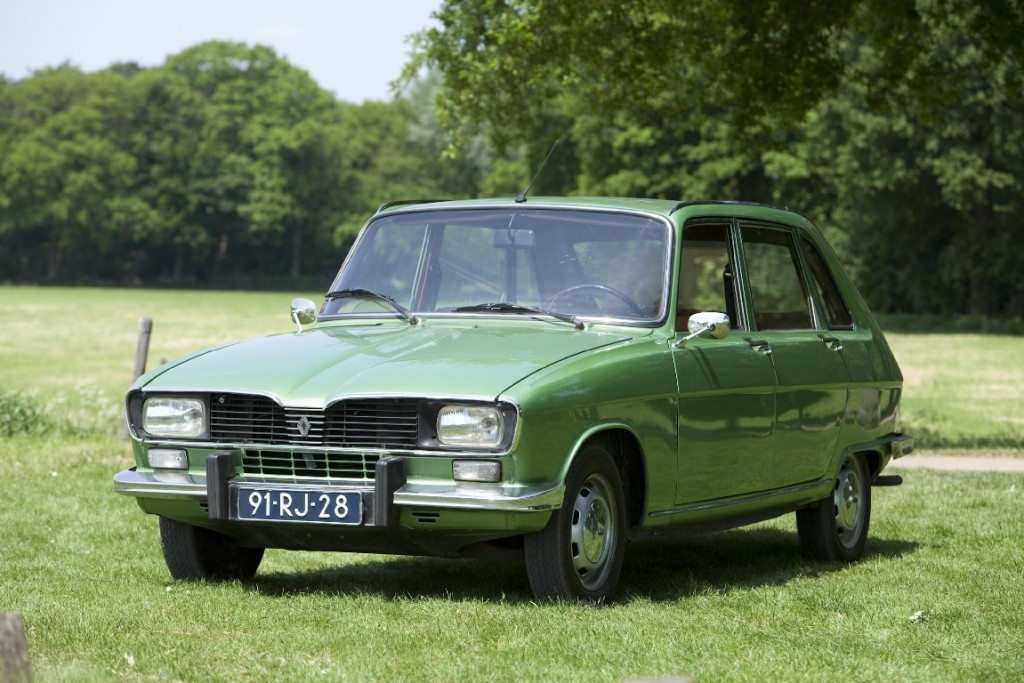 Renault 16tl photo - 2