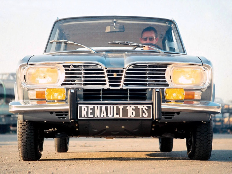 Renault 16ts photo - 2