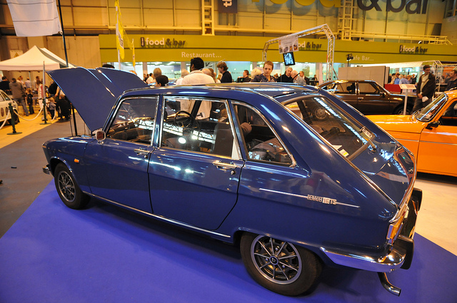 Renault 16ts photo - 3