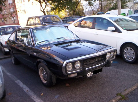 Renault 17tl photo - 1