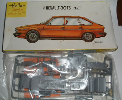 Renault 30ts photo - 3