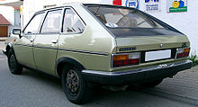 Renault 30tx photo - 2