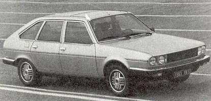 Renault 30tx photo - 3
