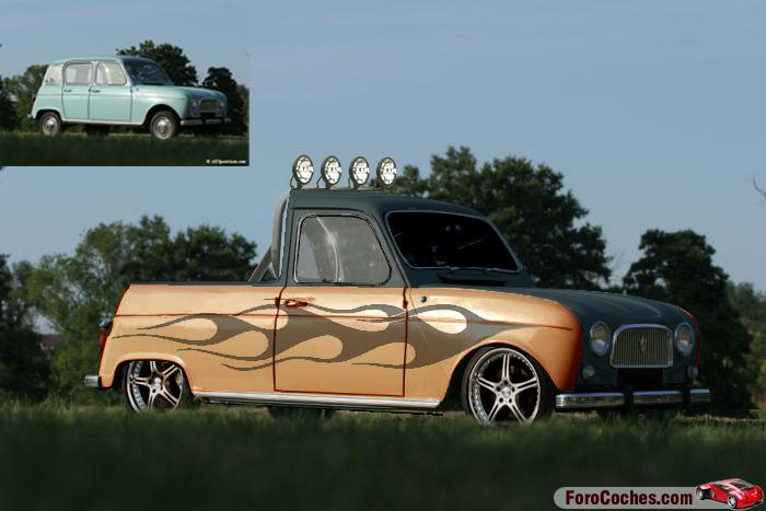 Renault 4r photo - 1