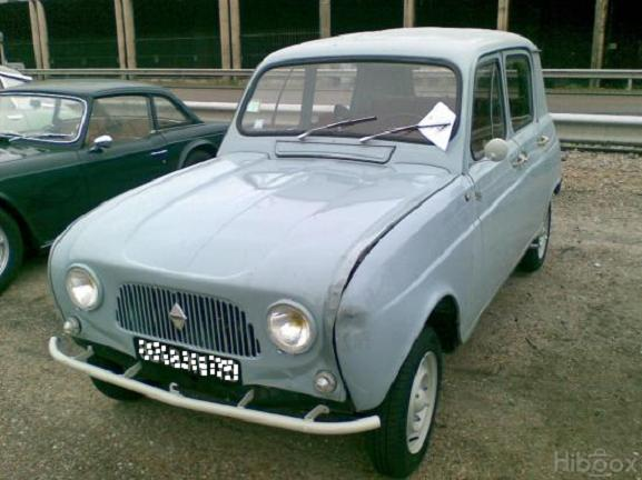 Renault 4r photo - 3