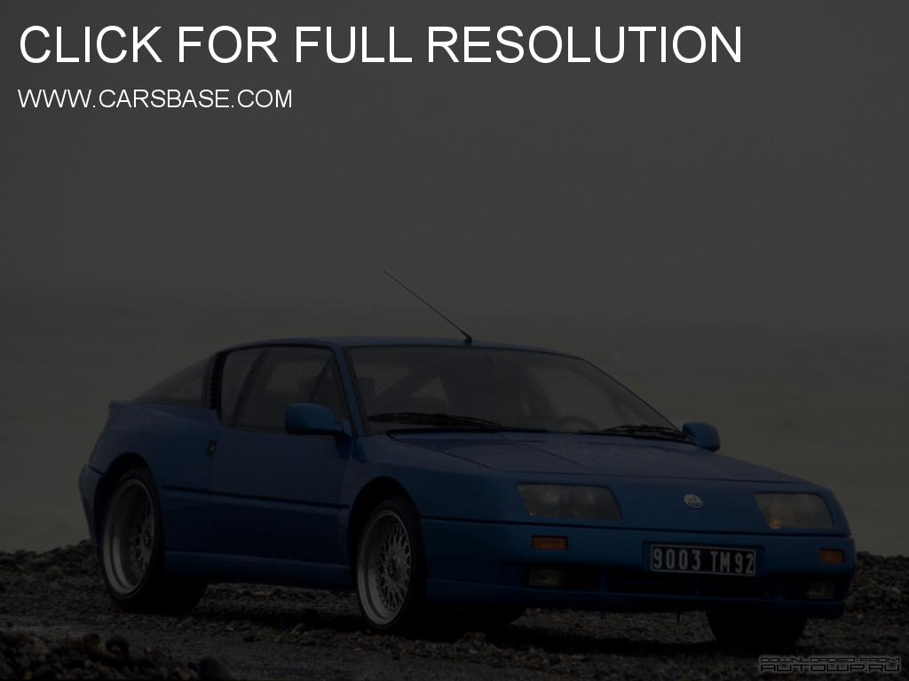 Renault a610 photo - 3