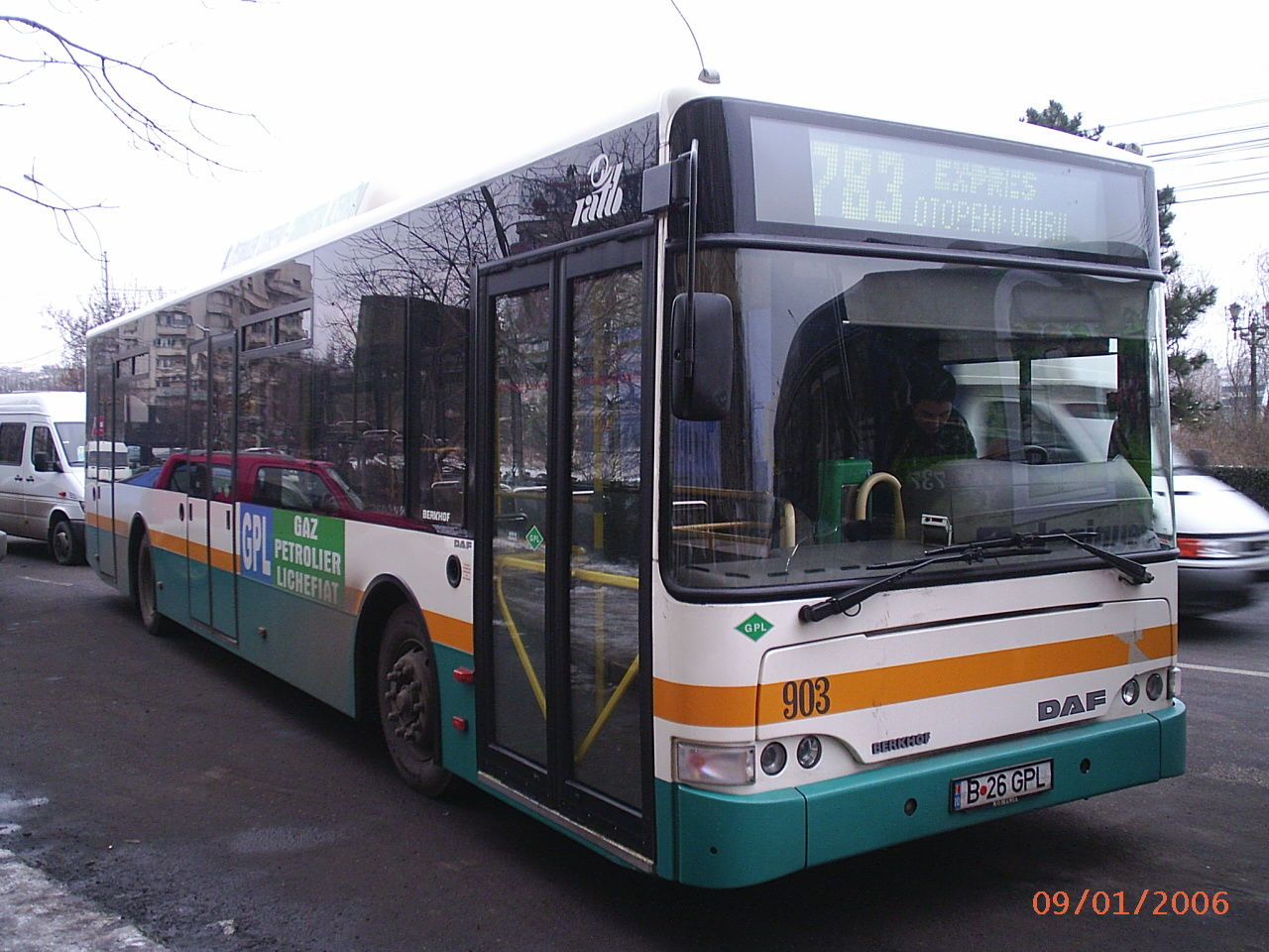 Renault autobus photo - 3