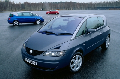 Renault avantime photo - 2