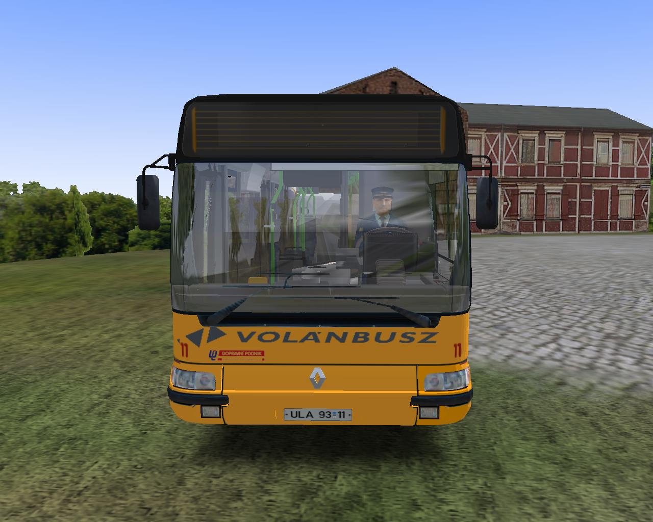 Renault citybus photo - 2