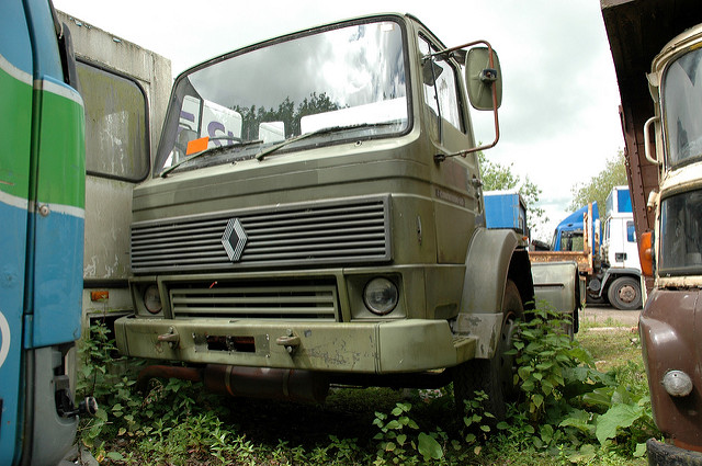 Renault commando photo - 1