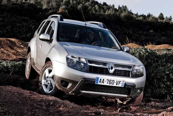 Renault duster photo - 4