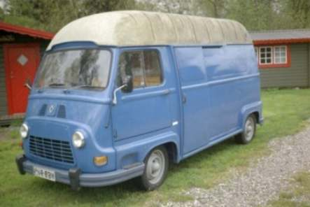 Renault estafette photo - 2