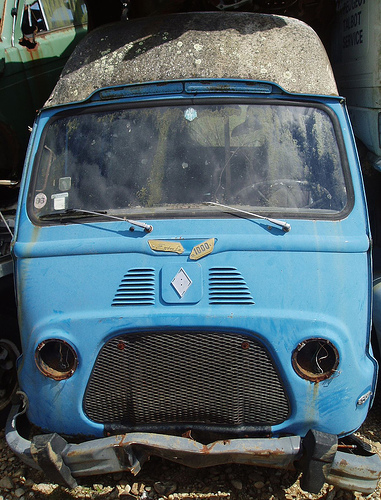 Renault estafette photo - 4