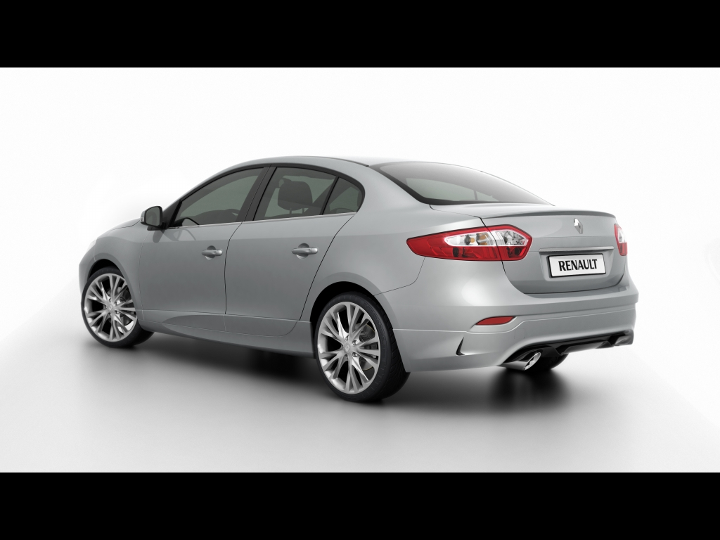 Renault fluence photo - 4