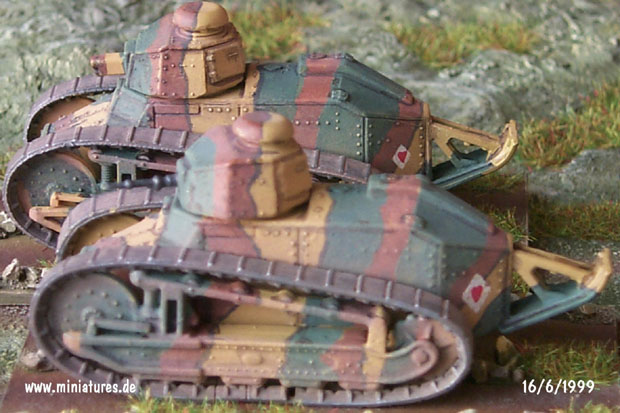 Renault ft-17 photo - 3