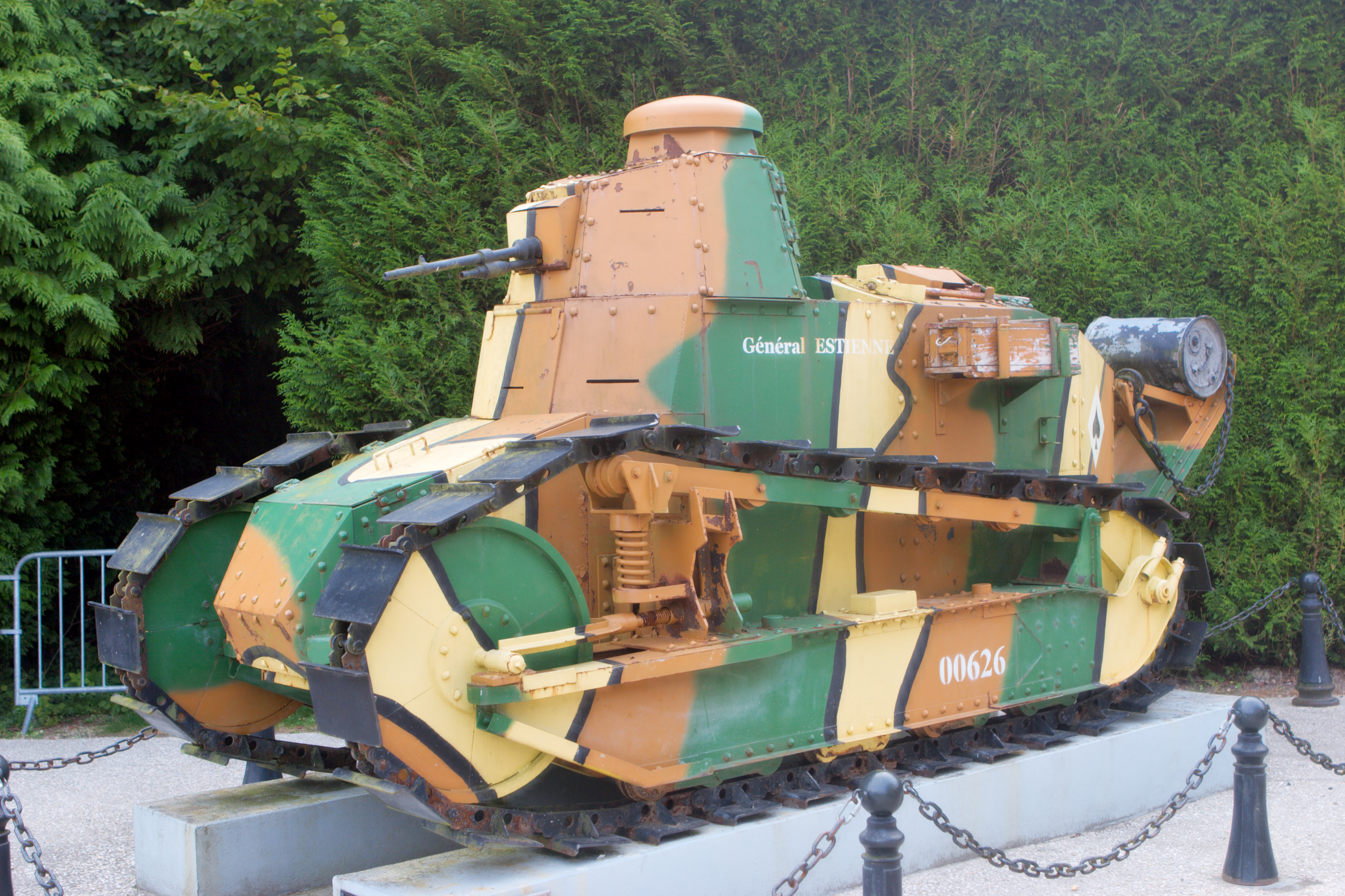 Renault ft17 photo - 2