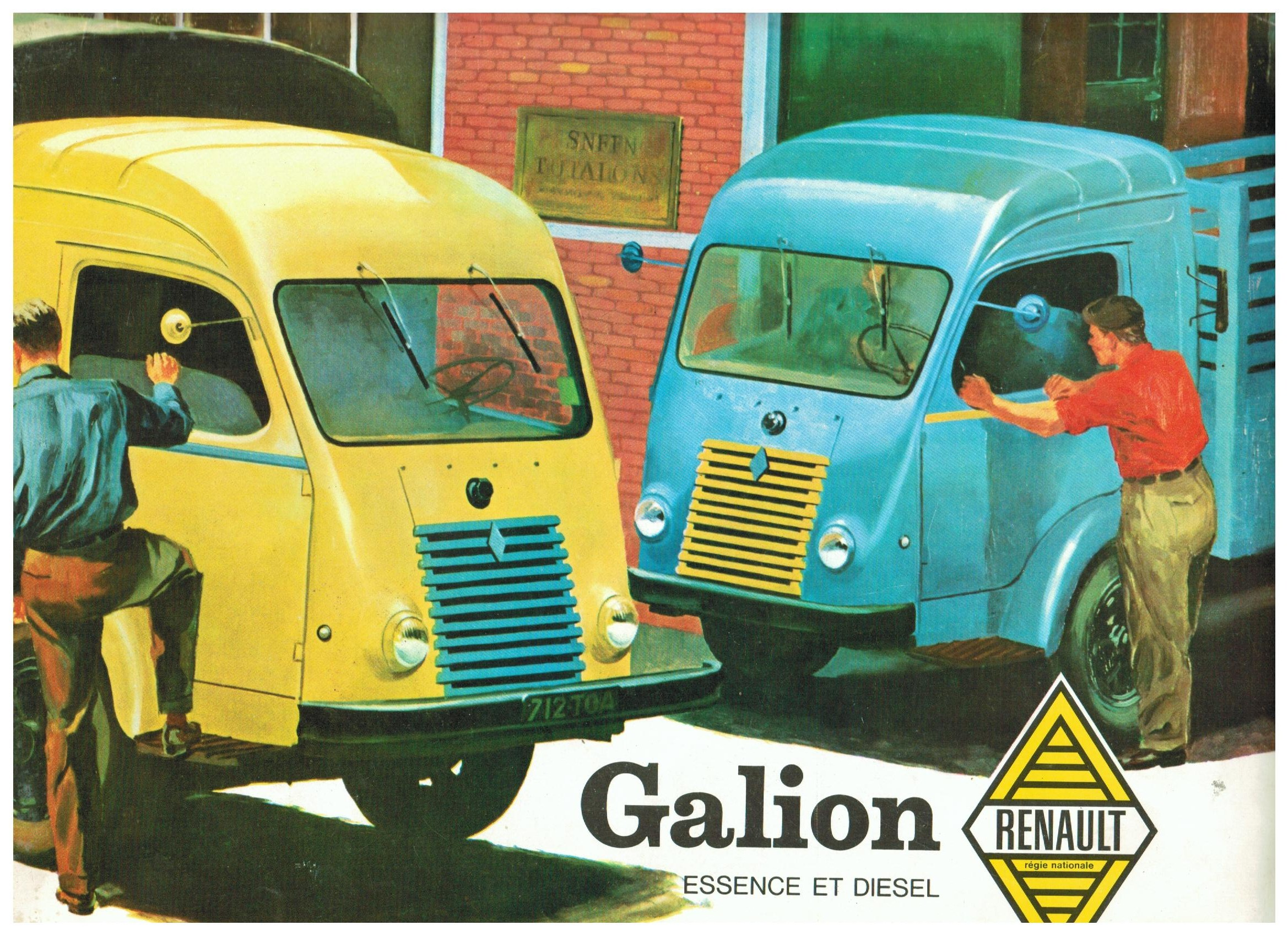 Renault galion photo - 1