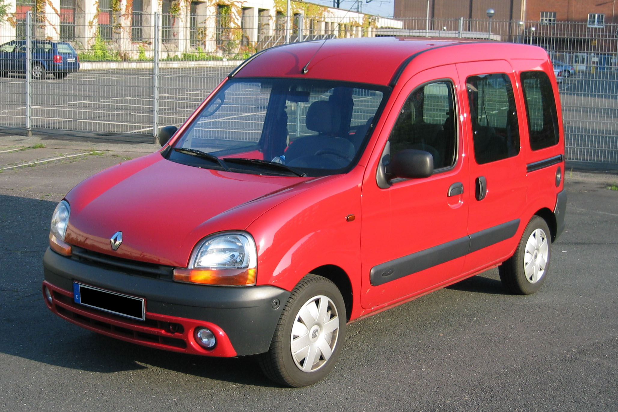 Renault kango photo - 1
