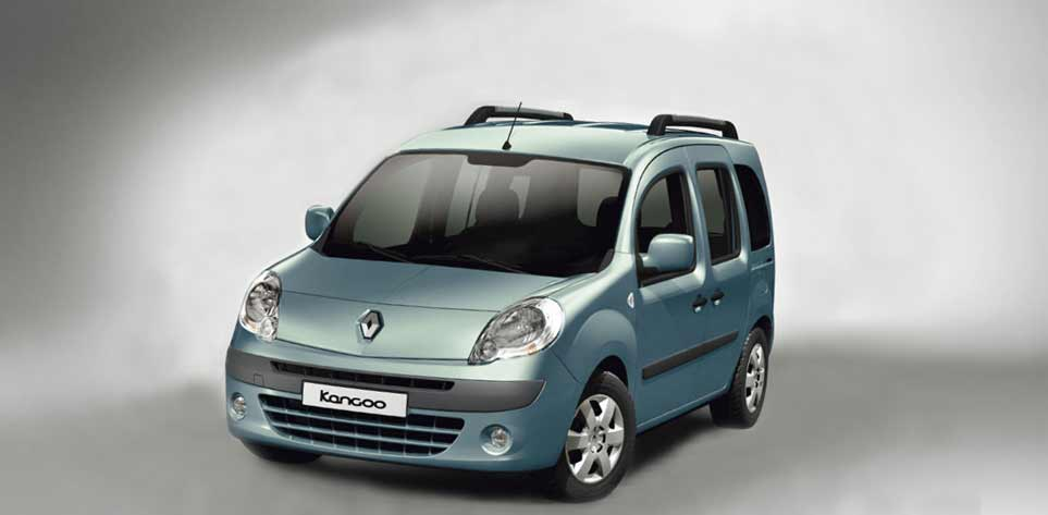 Renault kango photo - 2
