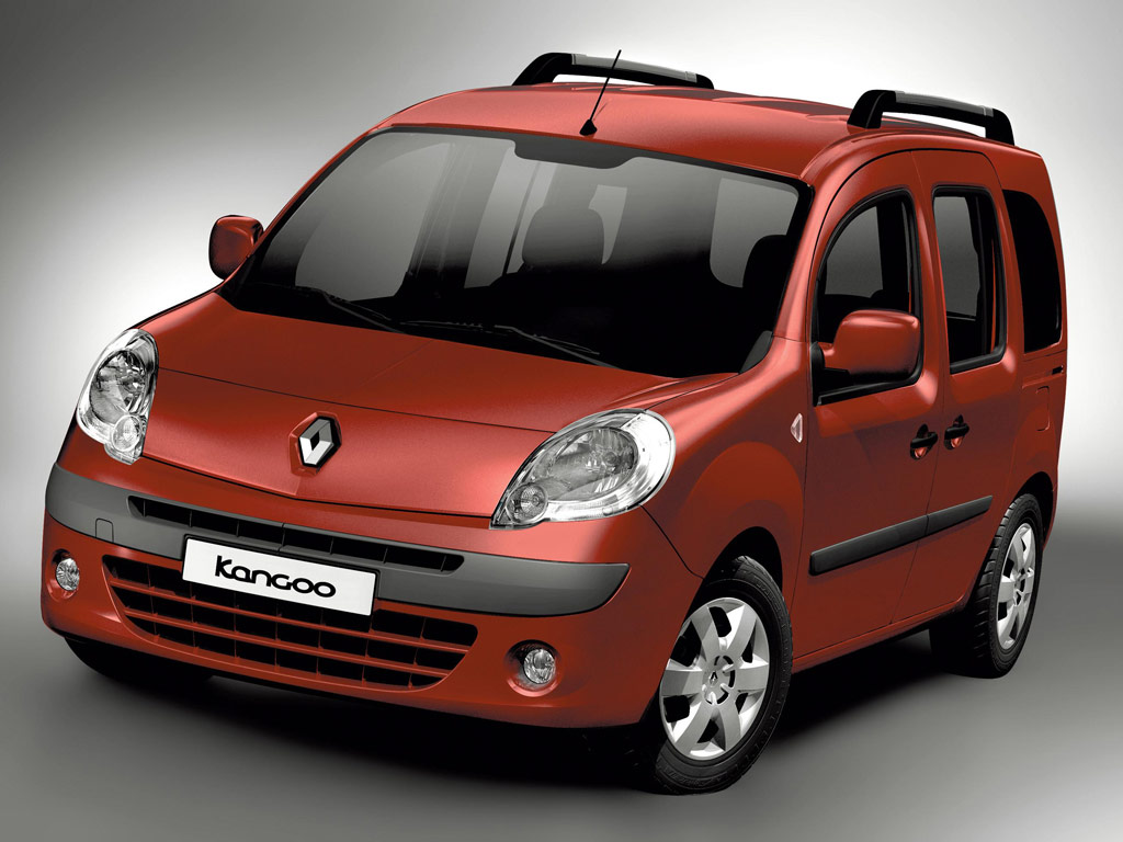 Renault kango photo - 3