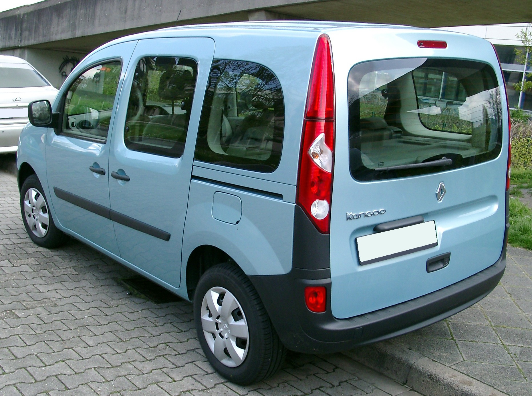 Renault kango photo - 4
