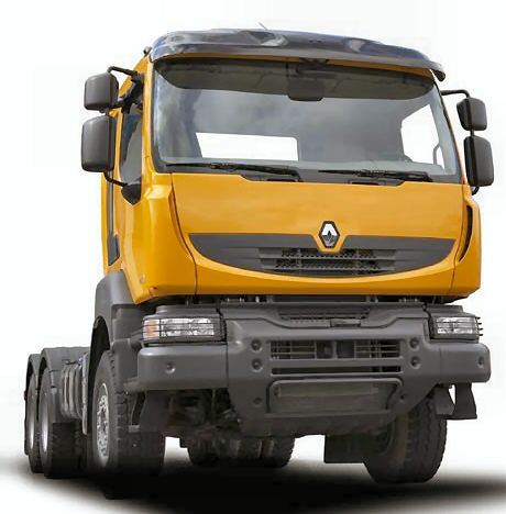 Renault kerax photo - 3