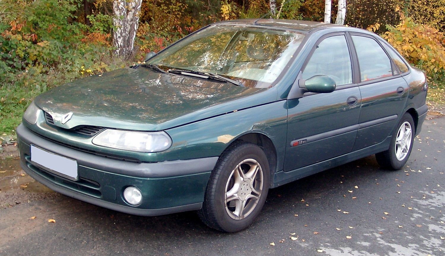 Renault laguna photo - 2