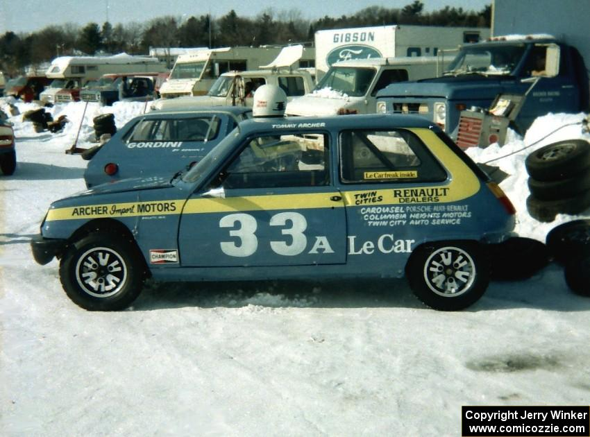 Renault lecar photo - 2