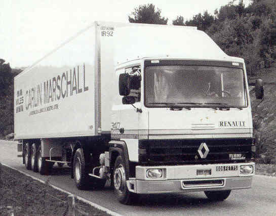 Renault r-340 photo - 2