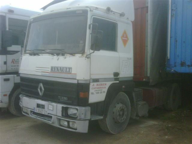 Renault r-340 photo - 4