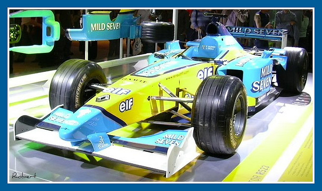 Renault r22 photo - 1