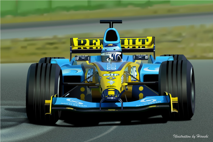 Renault r24 photo - 1